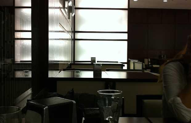 Cafétéria Corte Ingles