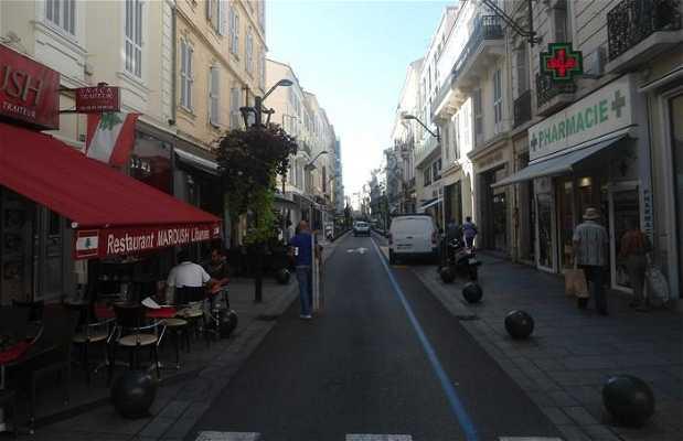 Rua d'Antibes