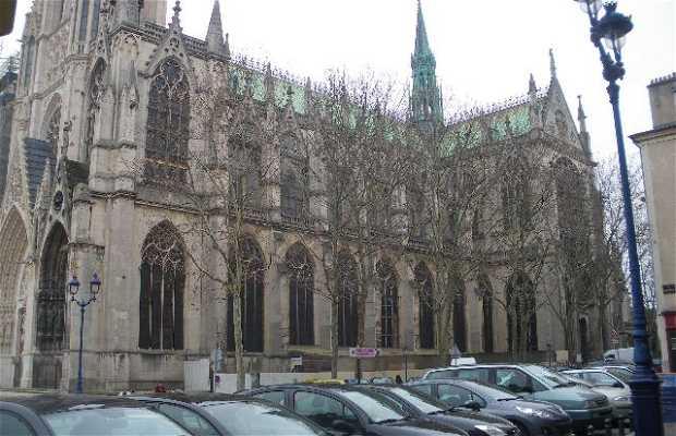 Basilic Saint-Epvre