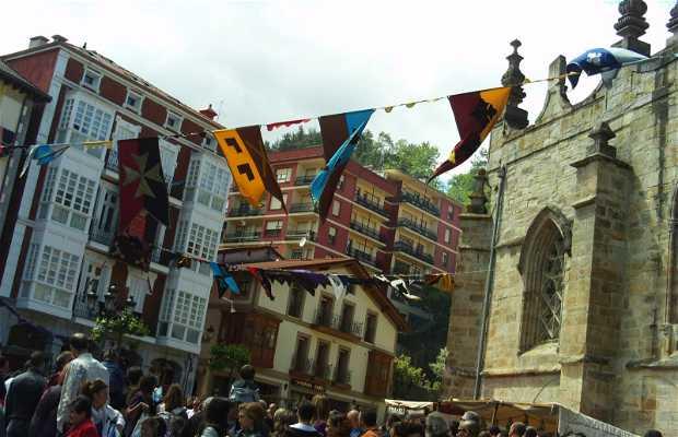 Mercado Medieval Balmaseda