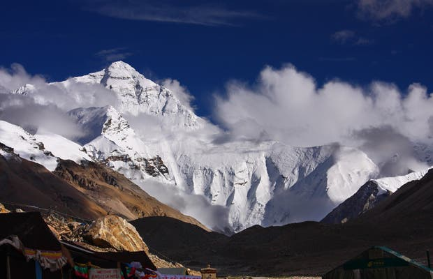 El Qomolangma (Everest)