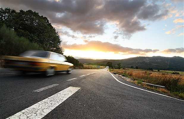 Road of Xizo de Limia