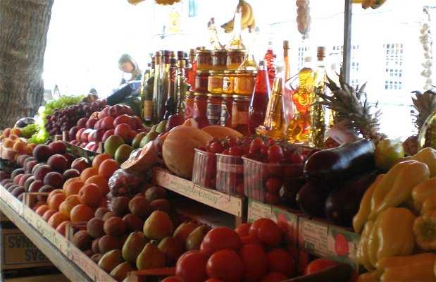 Mercado de Trogir