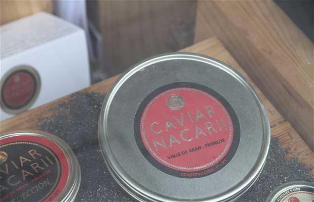 Caviar Nacarii Viella