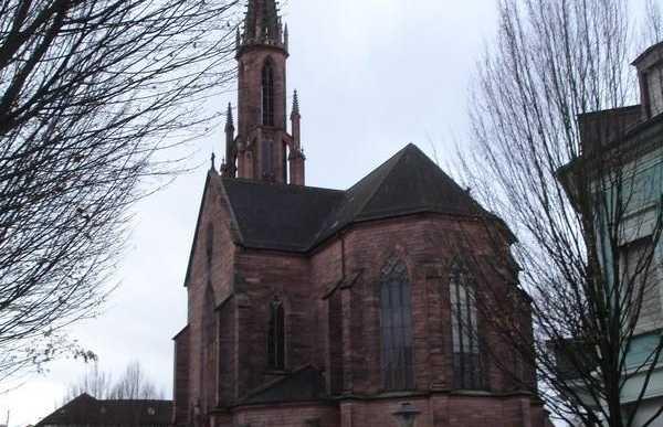 Iglesia de Offenburg