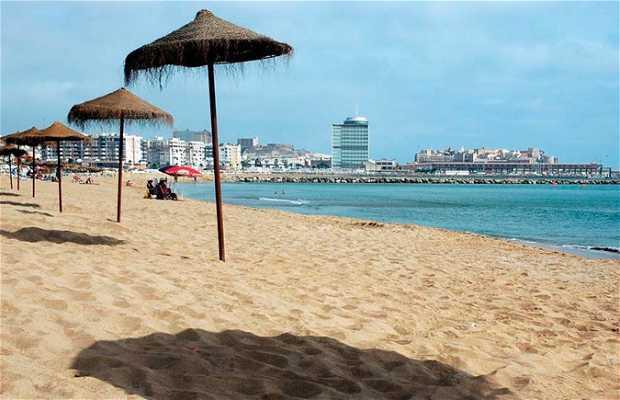 Playa del Hipódromo