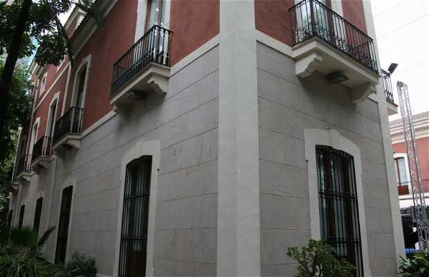 Casa de Cultura Marques Gonzalez de Quiros