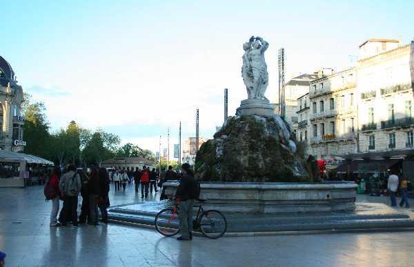 Plaza de las Tres Gracias