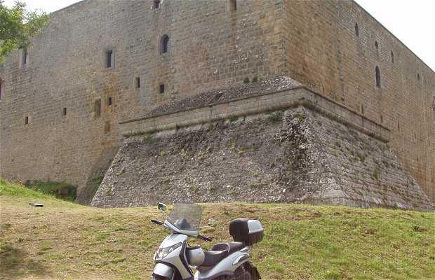 Castillo de Federico II de Suabia