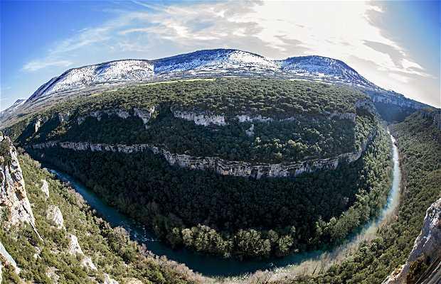 Hoces del rio Ebro