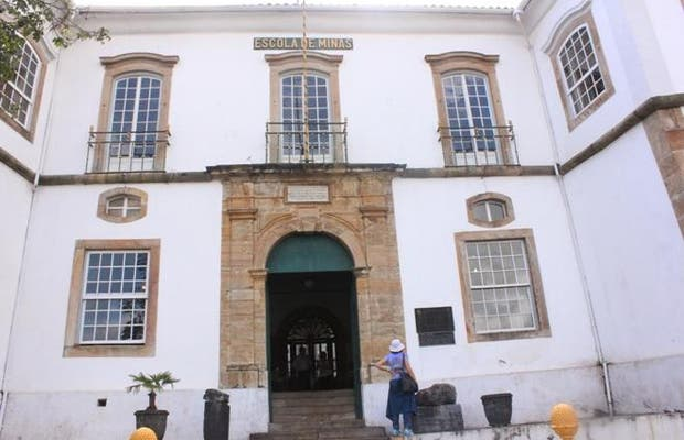 Museu de Ciência e Tecnologia da Escola de Minas