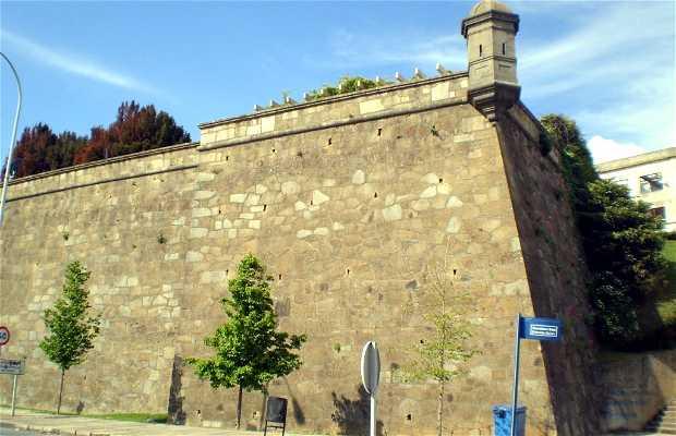 Baluarte o Batería de San Xoan (San Juan)