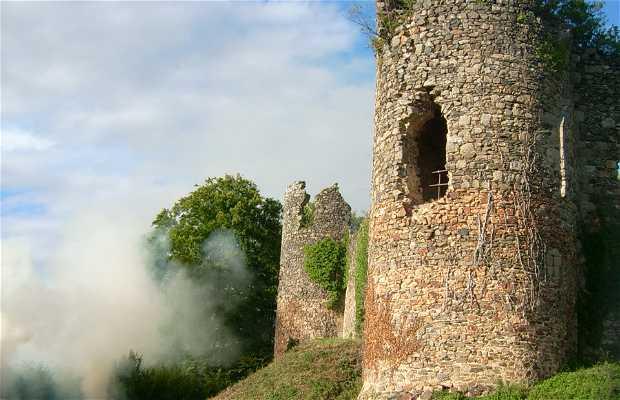 Castillo de Montgilbert
