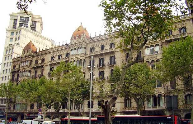 Case Rocamora a Barcellona