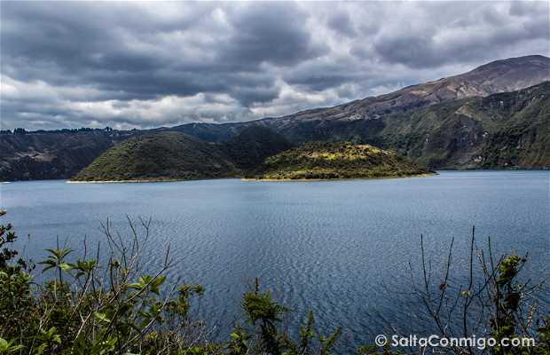 Le Lac Cuicocha