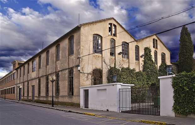 Antigua fábrica RICO
