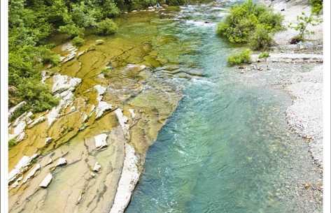 Rivière de Saint Laurent le Minier