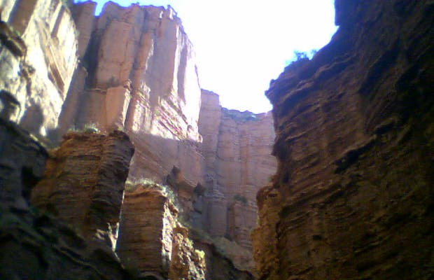 Parc National Sierra de las Quijadas