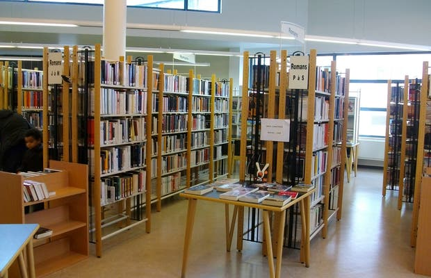 Médiathèque Elie Wiesel