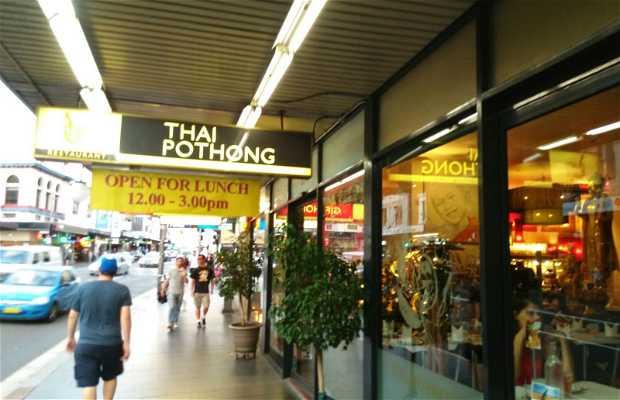 Thai pothong