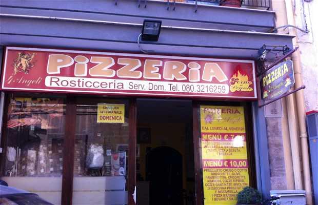 Pizzeria 4 Angeli