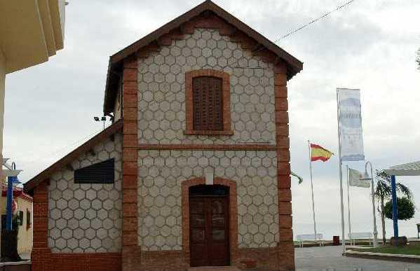 Cala del Moral Former Station of Train