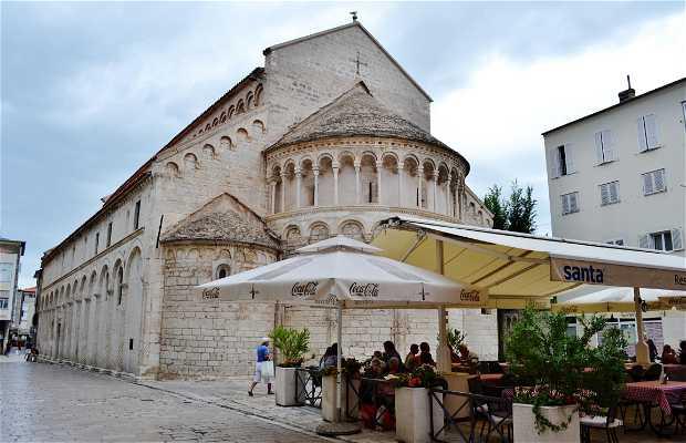 Iglesia de San Grisogono