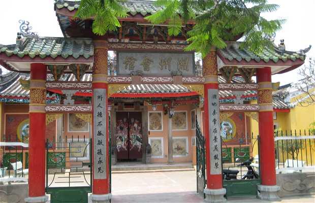 Salas de Reuniones de Congregaciones Chinas