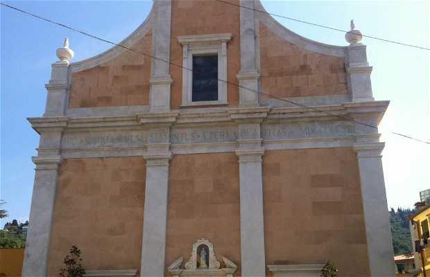 Iglesia Nuestra Sra. de Maralunga