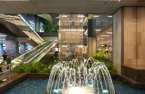 Aeroporto Internacional Changi de Singapura
