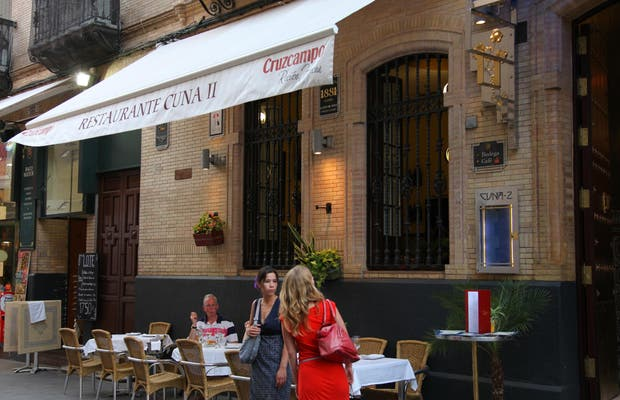 Restaurante Victoria Eugenia