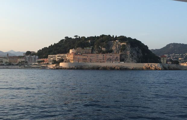 Excursion en mer depuis Nice