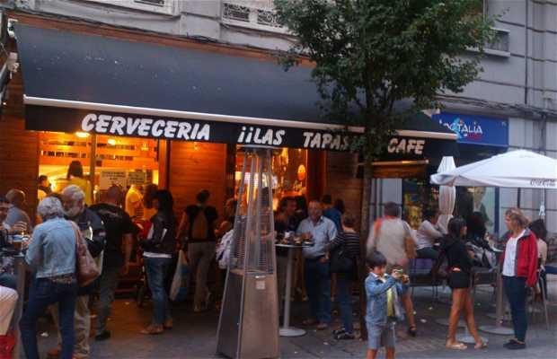 Bar cerveceria Las Tapas
