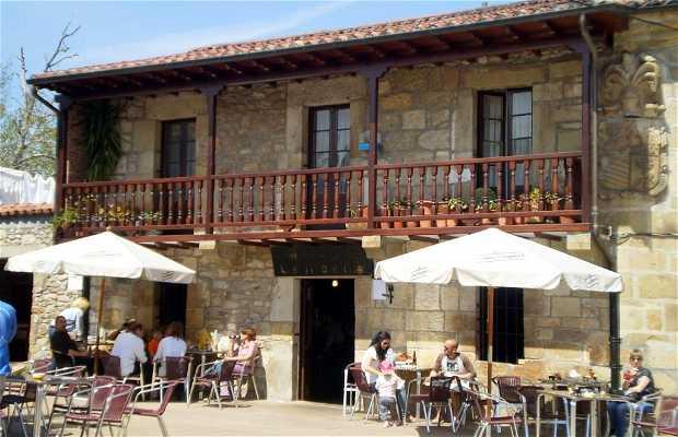 Casa de Domingo Barquinero Hermosa