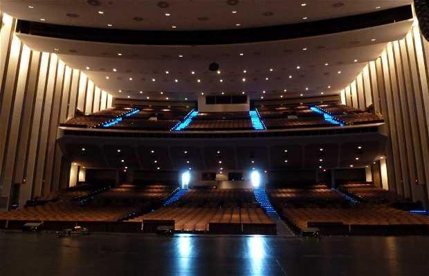 The Mahalia Jackson Theater of the Performing Arts