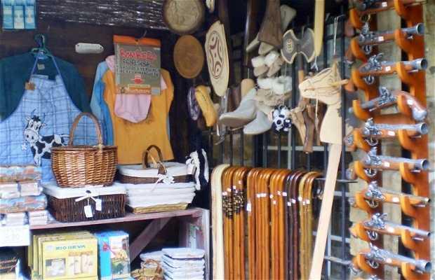 Boutique d'artisans