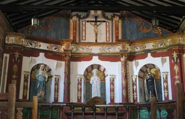 Church of Santa Barbara (Barichara)