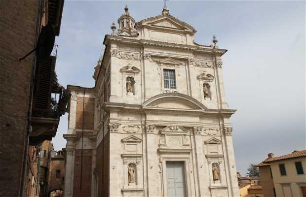 Eglise de Sainte Marie de Provenzano