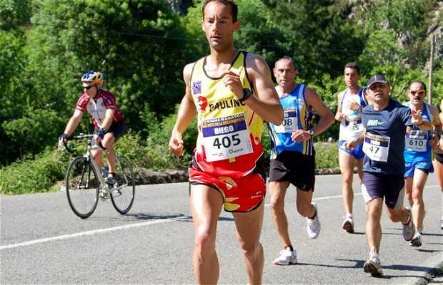 Media Maratón Ruta de la Reconquista