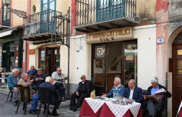 Place Margherita de Castelbuono