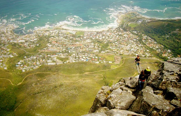 Parque Nacional Table Mountain