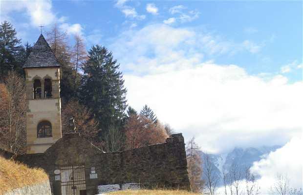 Antica chiesa di San Bartolomeo