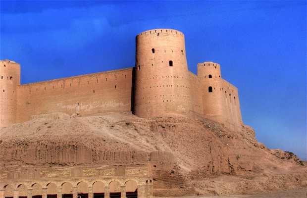 Fortaleza de Ekhtiyaruddin