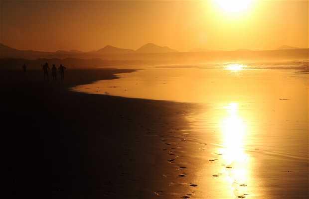 Praia de Famara