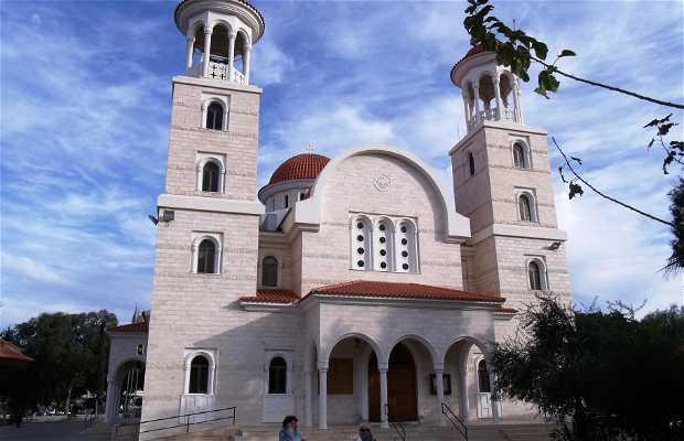 Iglesia Panagia Faneromeni de Larnaca