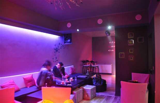 Caffe Bar Blueberry