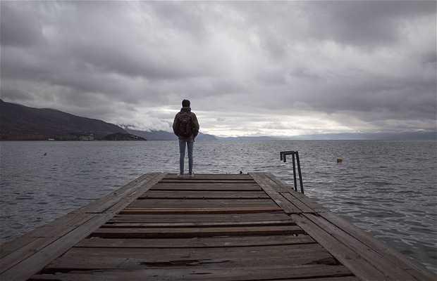 Mirador del Lago Ohrid