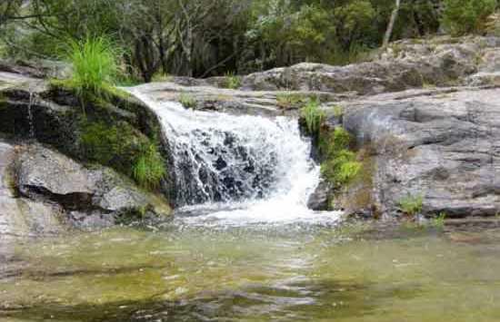 Ruta de las Cascadas del Purgatorio
