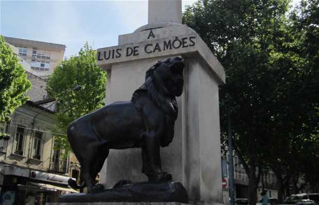 Monumento a Luís De Camoes