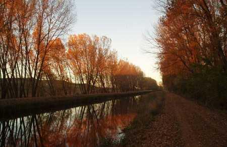 Sud du canal de Castille